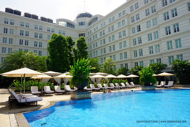 Park Hyatt Saigon Outdoor Pool
