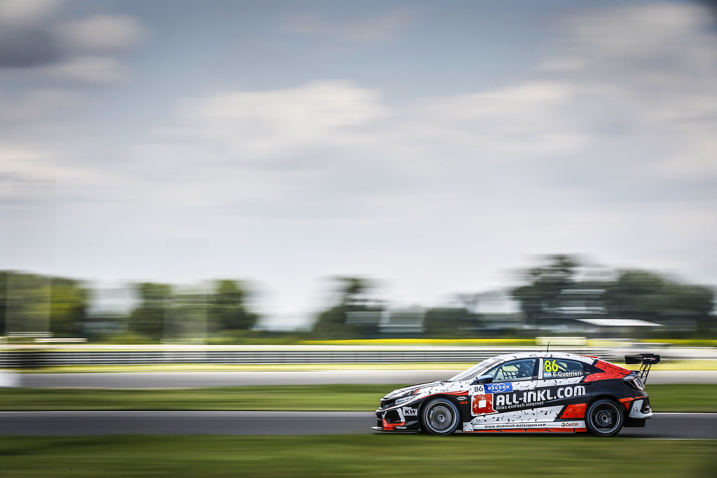 86 GUERRIERI Esteban, (arg), Honda Civic TCR team ALL-INKL.COM Munnich Motorsport, action during the 2018 FIA WTCR World Touring Car cup race of Slovakia at Slovakia Ring, from july 13 to 15 - Photo Jean Michel Le Meur / DPPI