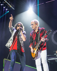 Foreigner Live at KC Starlight Theatre 2018