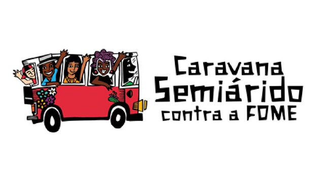 Ouça e compartilhe o spot Caravana Semiárido Contra a Fome