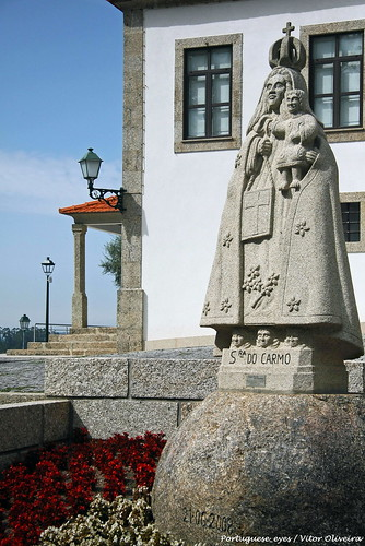 Santuário de Nossa Senhora do Carmo - Lemenhe - Portugal 🇵🇹
