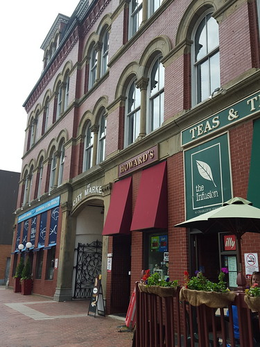 Saint John City Market. From Eight Surprising Delights Around Canada's Bay of Fundy