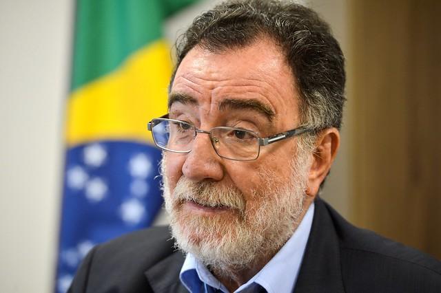 Patrus Ananias, deputado federal (PT-MG) e ex-ministro do Desenvolvimento Social e Combate à Fome e do Desenvolvimento Agrário - Créditos: Foto: Elza Fiúza/Agência Brasil