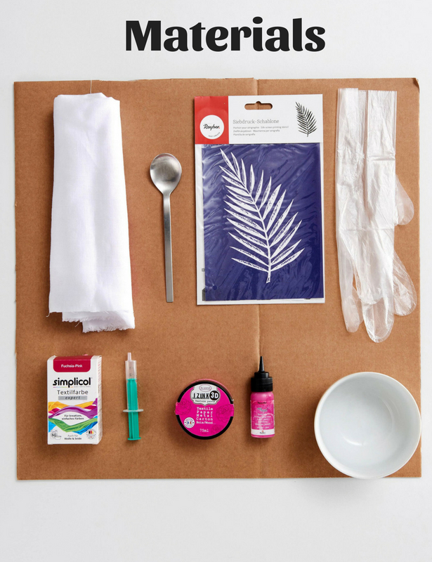 Tablecloth MATERIALS