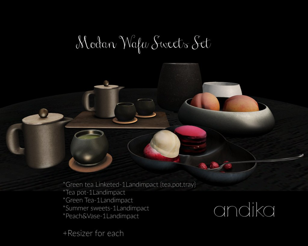 andika[ modan wafu summer sweets set]-AD