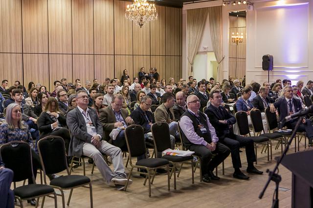 Plenária - 17 Congresso Catarinense de Rádio e TV