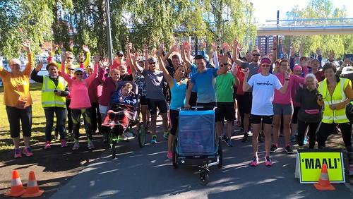 Tampere start photo