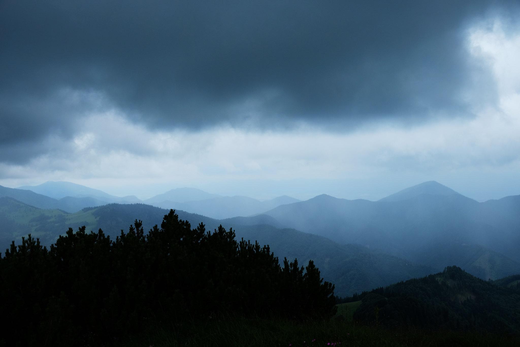 Rakytov peak, Great Fatra, Slovakia