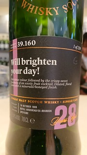 SMWS 39.160 - Will brighten your day!