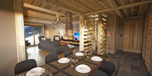 5_HomeMade_Architecture_Chalet_Louise_Le_Grand_Bornand_intérieur_Cuisine