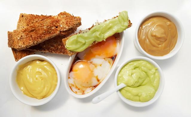 Kaya voro ontbijt