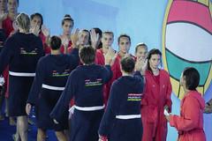 Sáb, 14/07/2018 - 21:18 - Inauguració Campionat d'Europa LEN Waterpolo