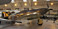 Z7015 HAWKER SEA HURRICANE ROYAL NAVY SHUTTLEWORTH COLLECTION