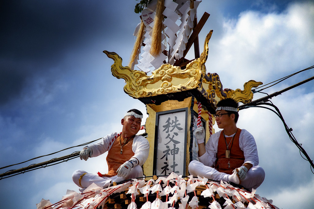 Chichibu Festival, Japan 5
