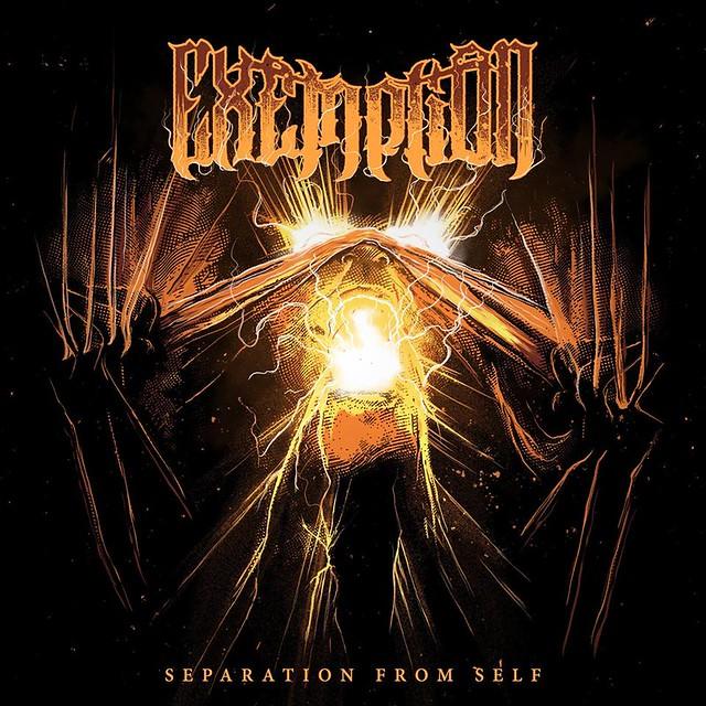 "英國樂團 Exemption 全新單曲影音釋出 ""Separation From Self"" 1"