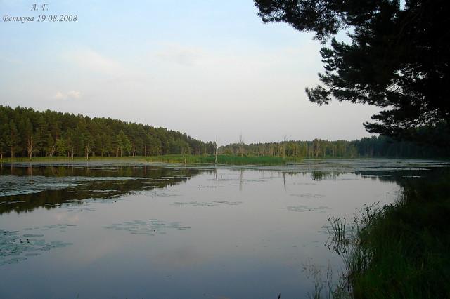 Озеро Лопатное, Sony DSC-S600
