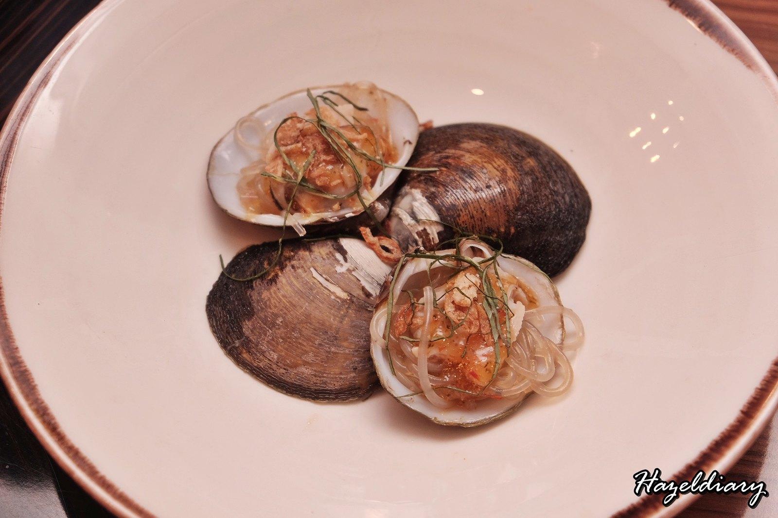 Porta x Ah Hua Kelong Fish Farm-Clams