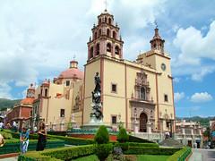 Central Guanajuato City, Mexico