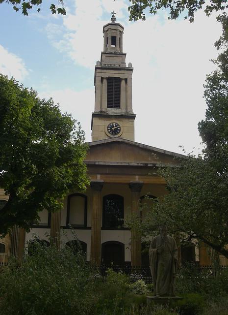 Trinity Church front