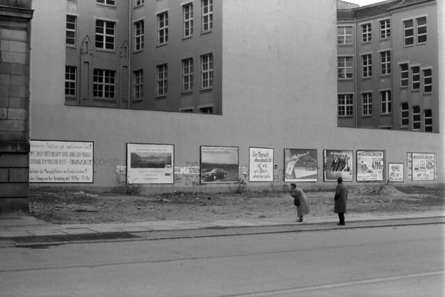 Die Mauer. 1992