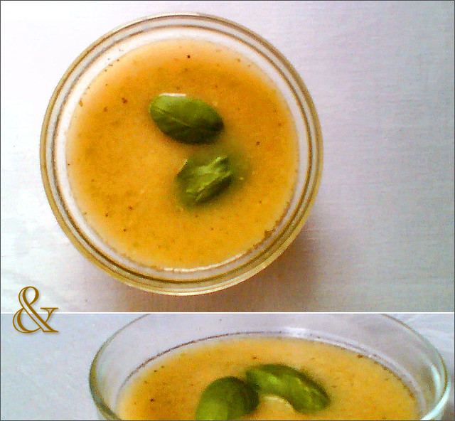 zucchini soup / courgette soupe | Flickr - Photo Sharing!