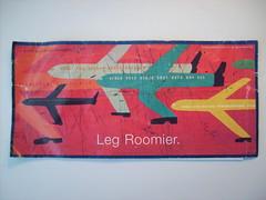 Leg Roomier