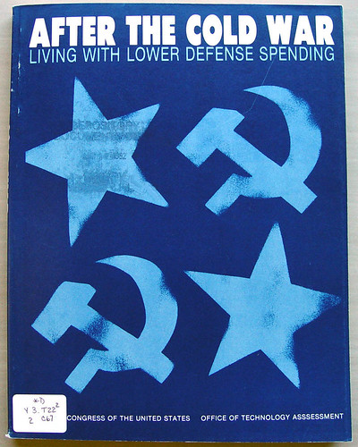 After the Cold War: Living with Lower Defense Spending