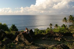 heiau near ke'e beach?