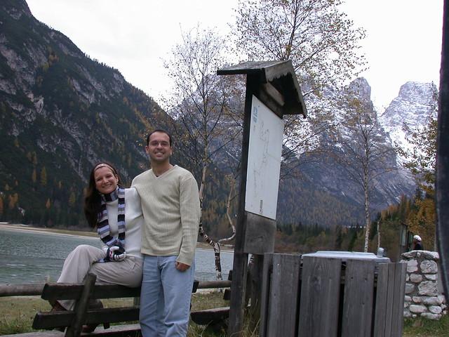 Entre Brunico e Cortina D'Ampezzo