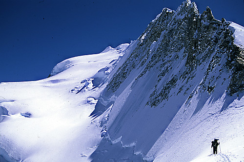 blue winter mountain snow ski mountains film coast britishcolumbia glacier explore velvia mountaineering telemark alpinism voc coastmountains angelglacier waddingtonrange mtwaddington centralcoastrange rookieseasonasamountaineer yesterdaystrophies