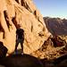 Down the Sinai mountain by antonioVi (Antonio Vidigal)