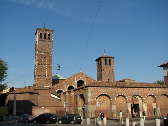romanesque architecture flickr photo sharing
