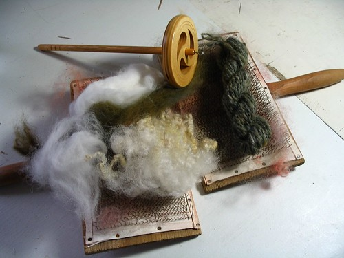 hancards, spindle and fibre