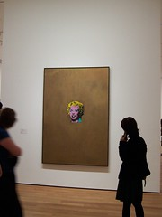 Gold Marilyn Monroe, Andy Warhol, 1962