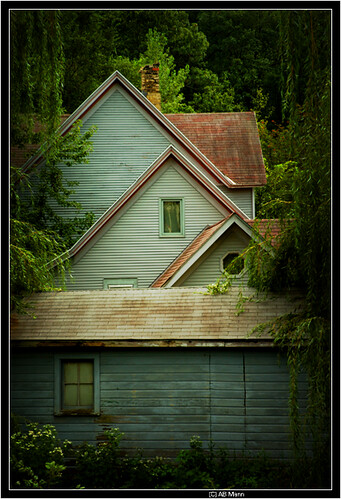 Dilapidated House