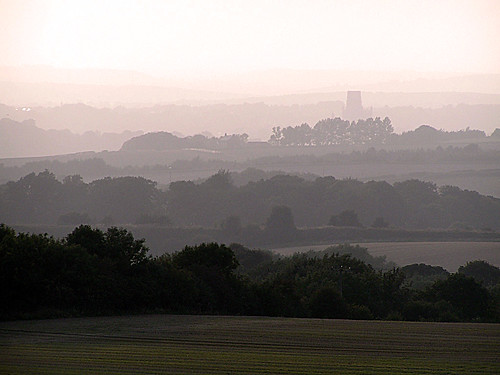 Durham Cathedral from Sherburn Hill