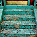 Teal Steps - Mexican War Streets Neighborhood House  - Pittsburgh