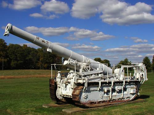BI775 GPF 194mm Artillery