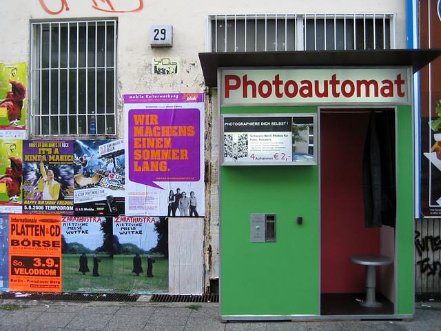 Kreuzberg Photoautomat
