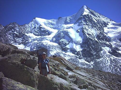 Cabane de Mountet (2886m)