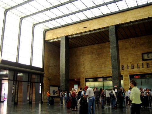 Santa Maria Novella Station, Florence