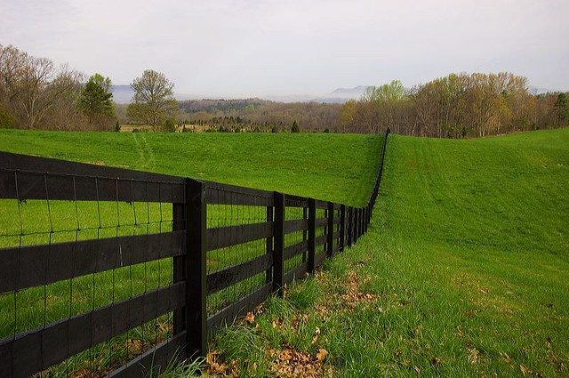 Four Board Kentucky Fence Flickr Photo Sharing