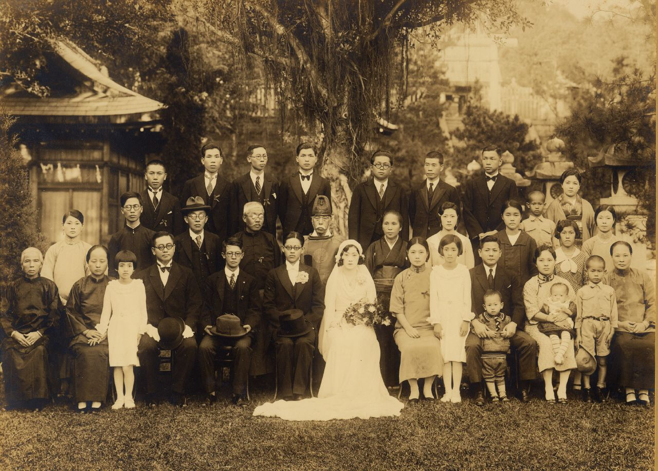 a-marriage-ceremony-in--1930s, taipei