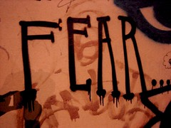 Fear Graffiti —Jimee Jackie Tom Asha (Flickr.com)