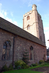 Brecon Parish Church