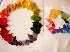 art, wreath,