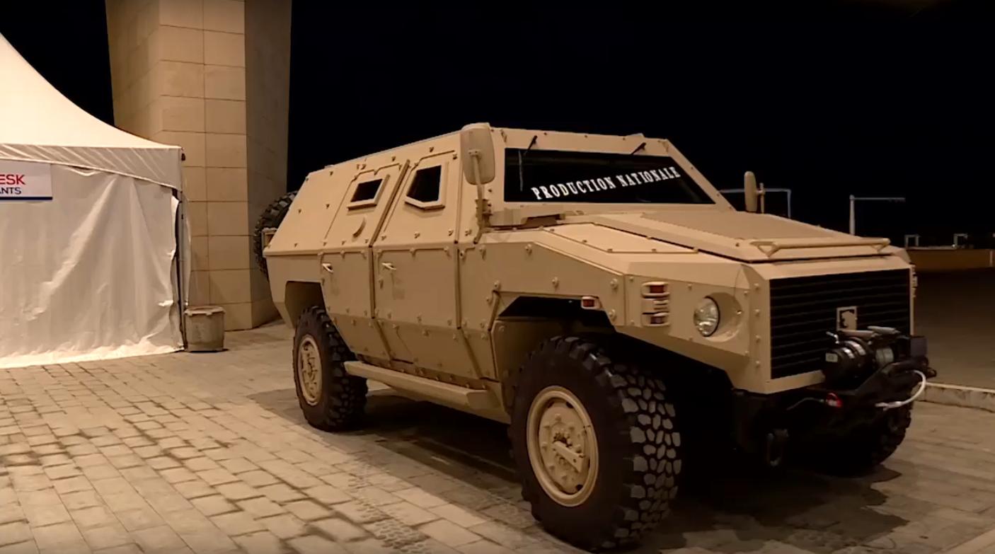 الصناعة العسكرية الجزائرية عربات Nimr(نمر)  - صفحة 4 31403575932_ae0a7fb089_o