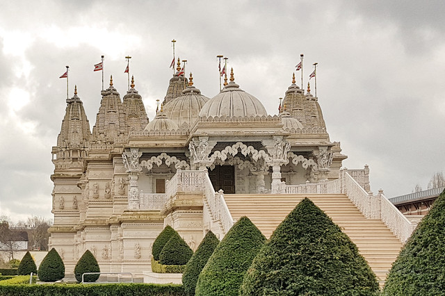 Neasden Temple 1