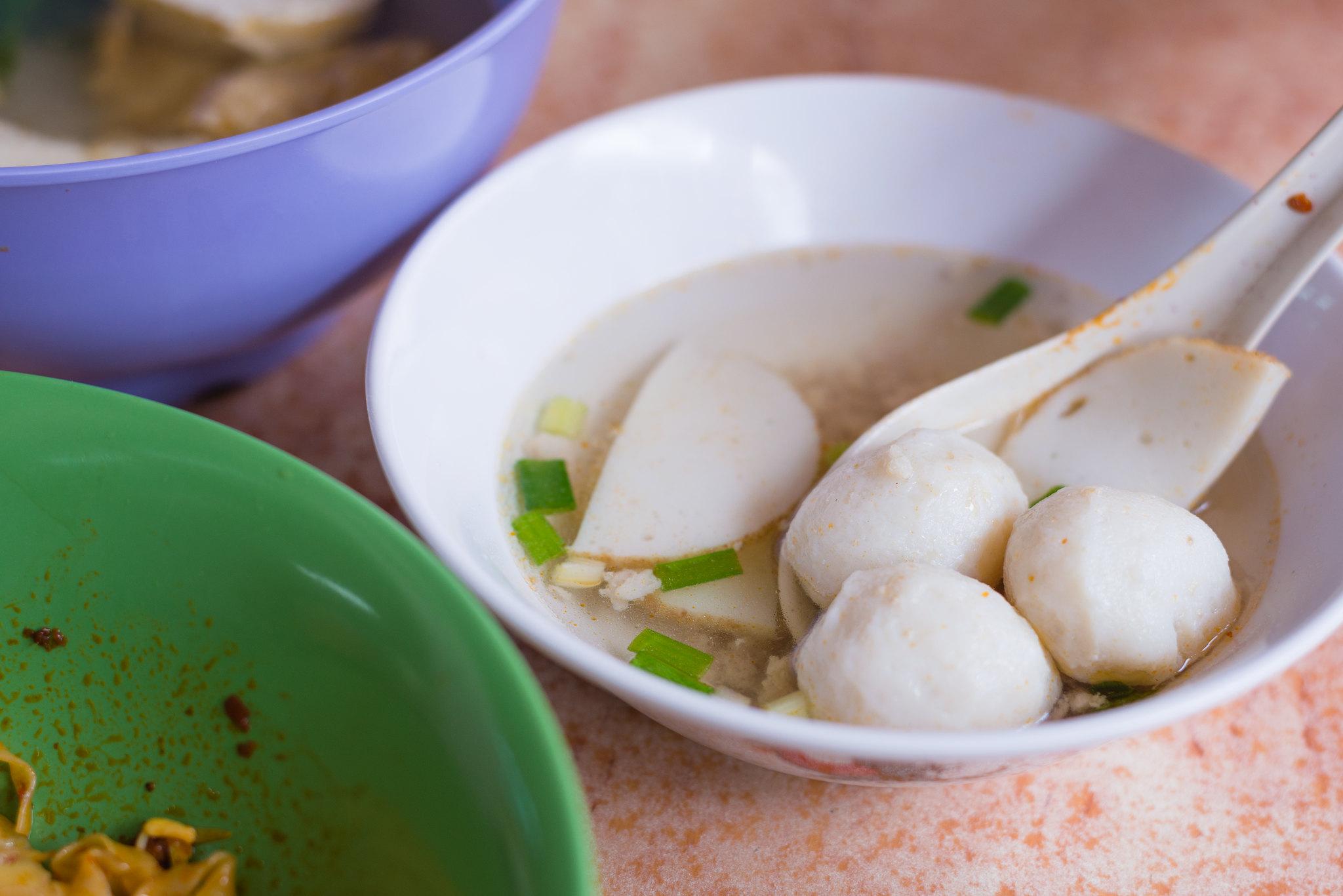 Ah Hua Teochew Fishball Noodles DSC_7858-1