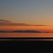 Sunset at Ayr on 30th June 2018